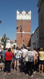 Parafialna wycieczka do Sandomierza.
